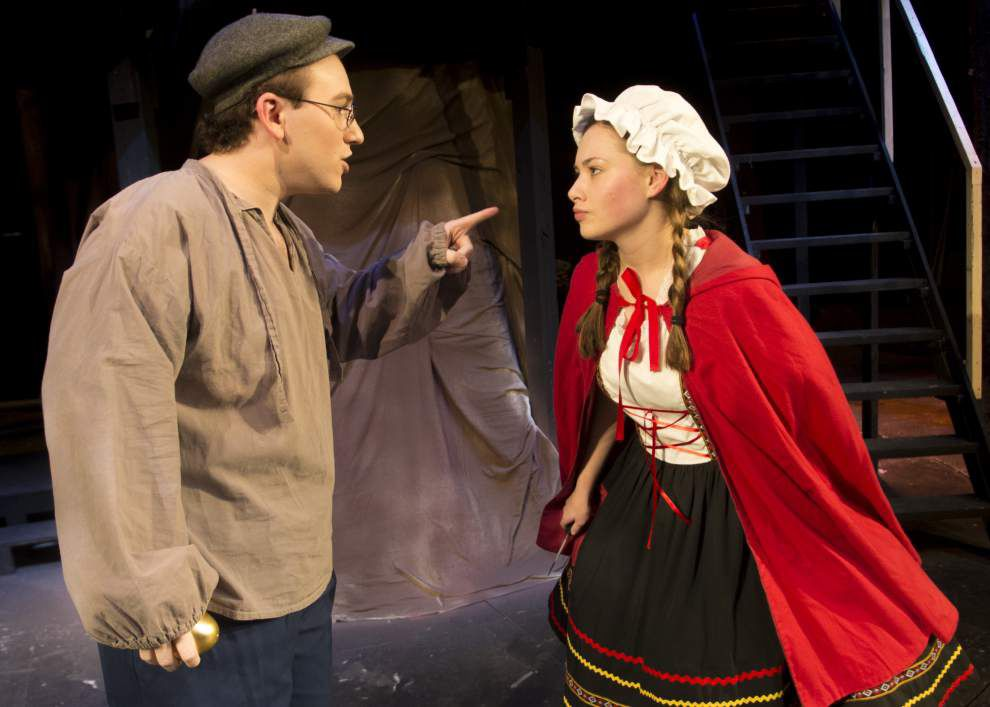 Review: Theatre Baton Rouge goes 'Into the Woods,' brings out a winner _lowres