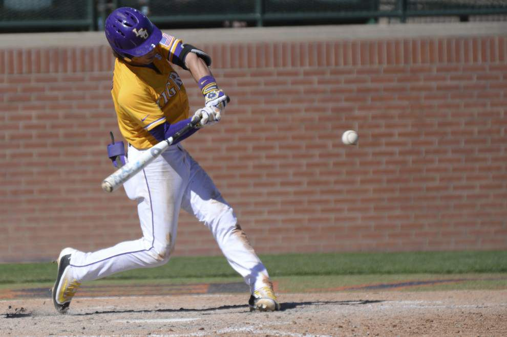 Mixed reaction from baseball pollsters after LSU loses to Tulane, wins series at Auburn _lowres
