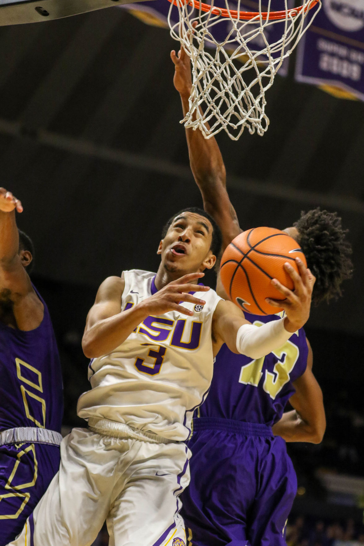 LSU Basketball vs Alcorn St.