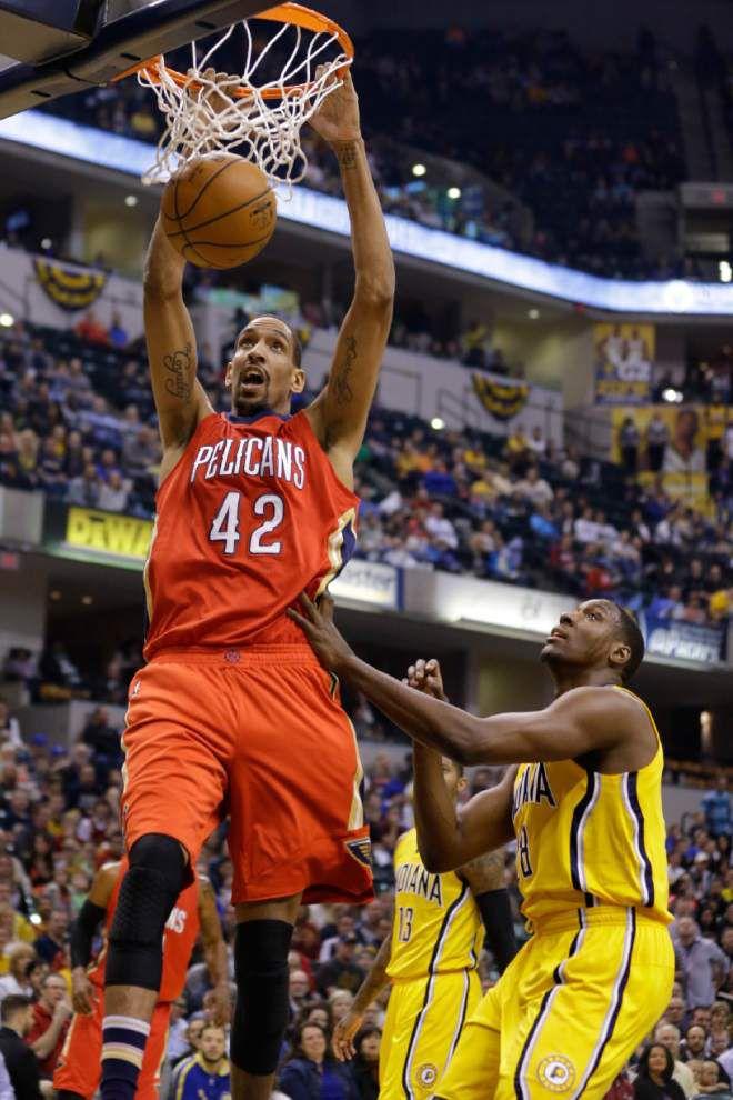 Myles Turner has happy birthday as Pacers down Pelicans _lowres