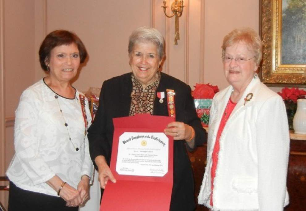 East Feliciana resident receives national medals _lowres