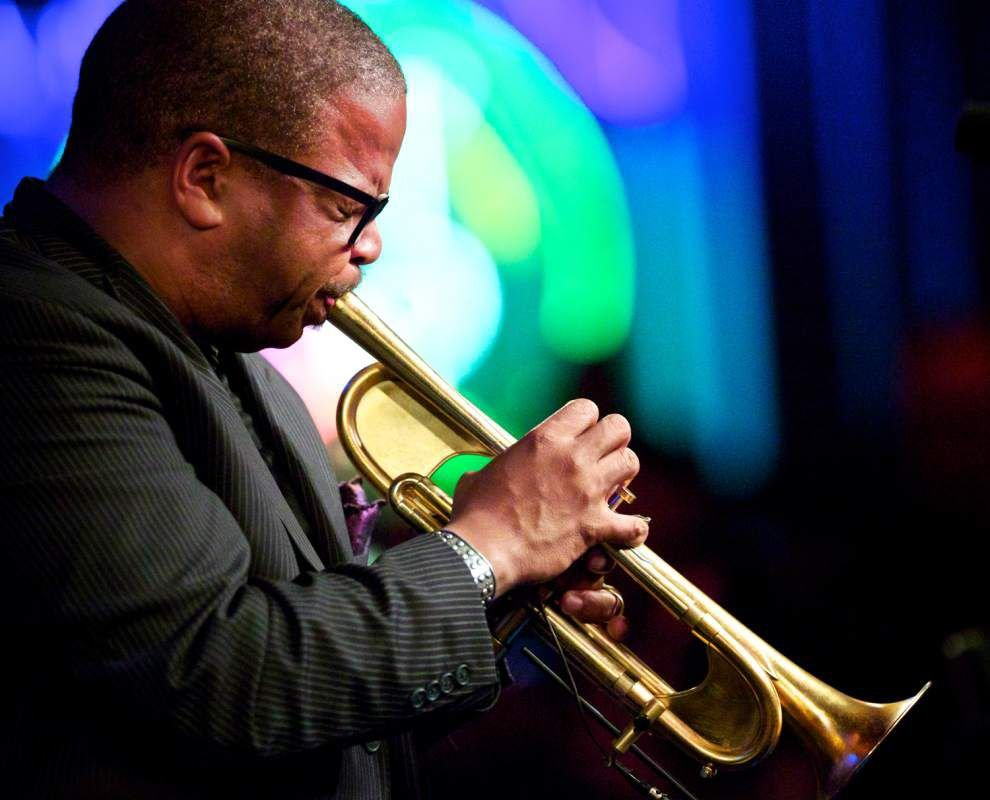 Composer Terence Blanchard transformed anger, hurt and despair after Katrina into Grammy-winning album _lowres