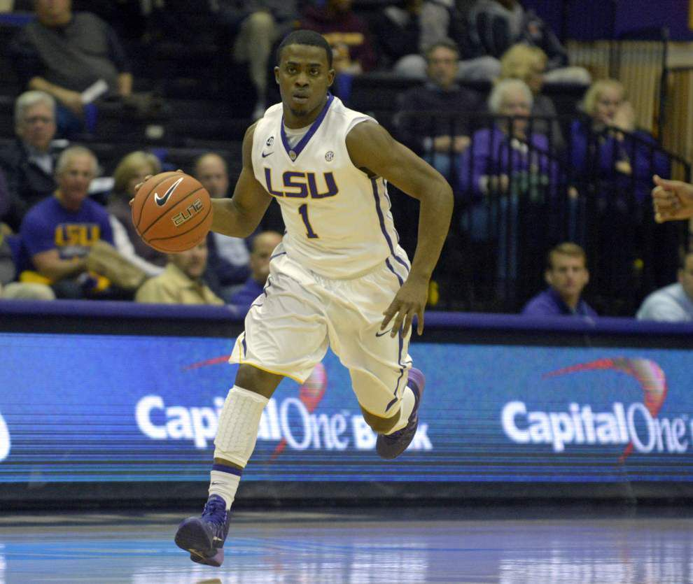 LSU men's basketball team will be a part of 2014 Paradise Jam _lowres