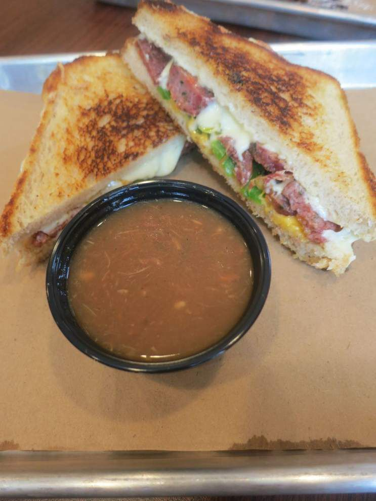 What's Cooking: Grilled cheese and great expectations _lowres