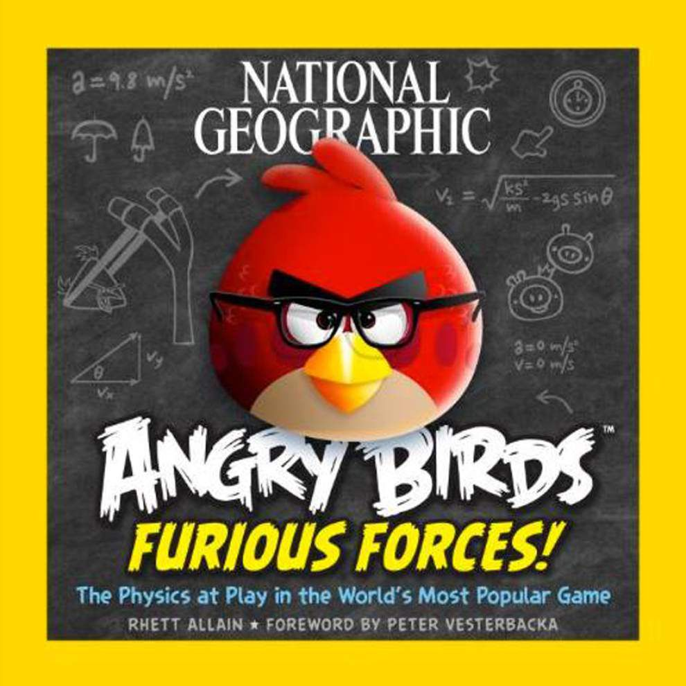 'Angry Birds' scholar, 'MythBusters' consultant, 'ambassador for physics' explains science in everyday life _lowres