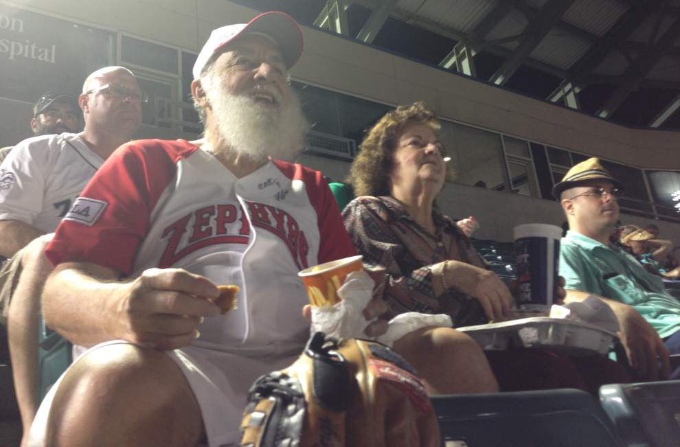 New and old fans turn out for Zephyrs' opener _lowres