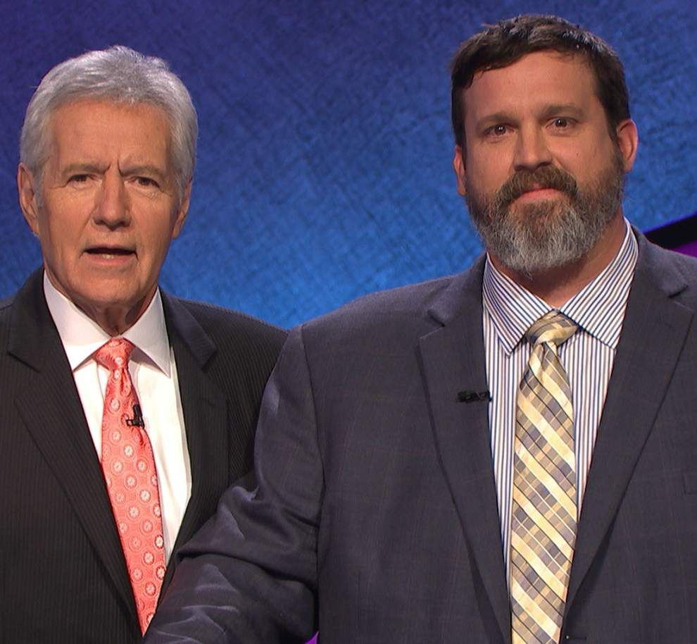 Louisiana engineer competes in 'Jeopardy' on Tuesday _lowres