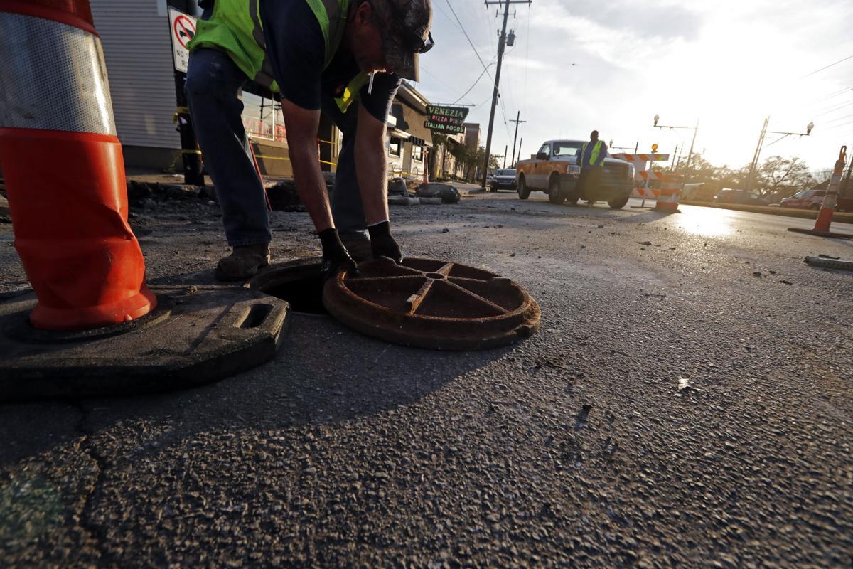 Trump Infrastructure New Orleans