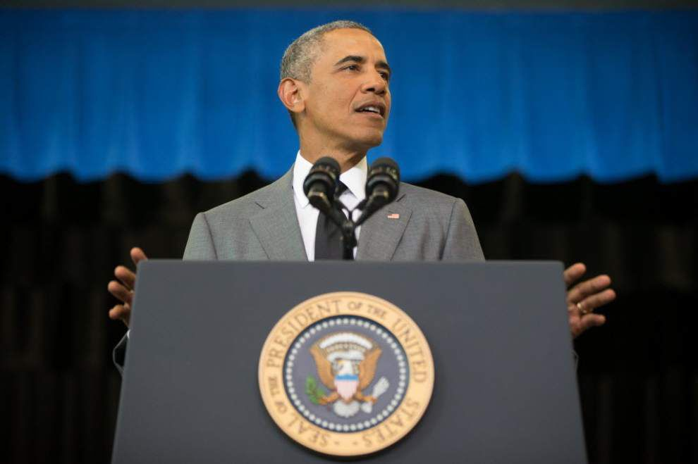 Stephanie Grace: President Obama right on climate change threat, because it is real and potentially devastating _lowres