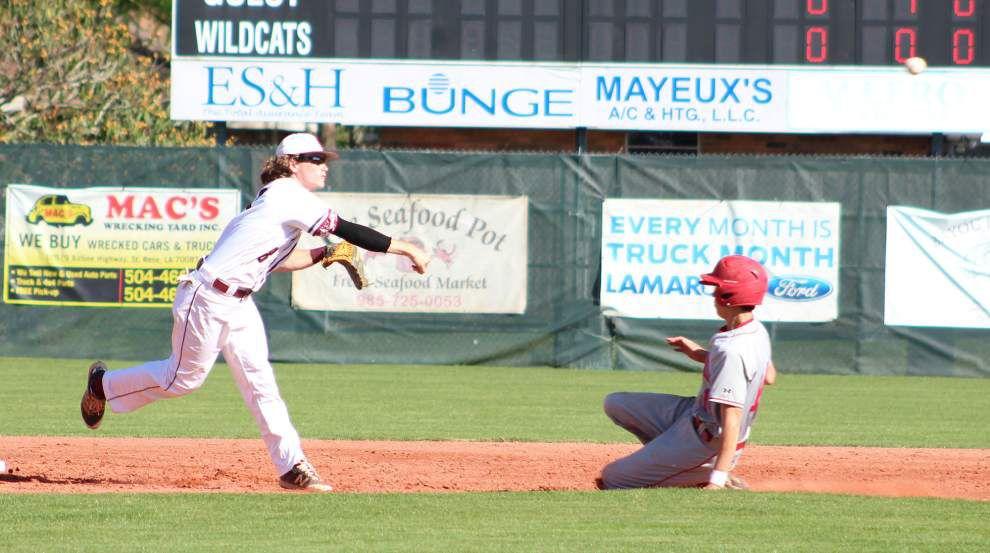Baseball: Destrehan shuts out Rummel _lowres
