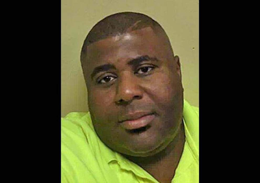 Jury convicts Baton Rouge man of manslaughter; found guilty of causing fatal crash while fleeing from police _lowres