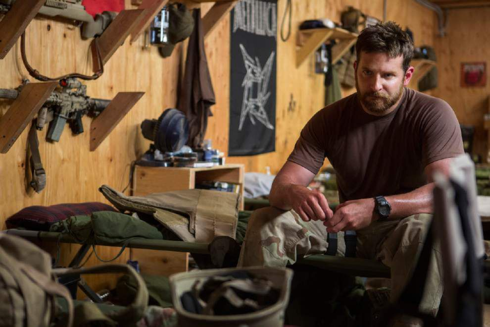 'American Sniper' a character-driven military drama _lowres