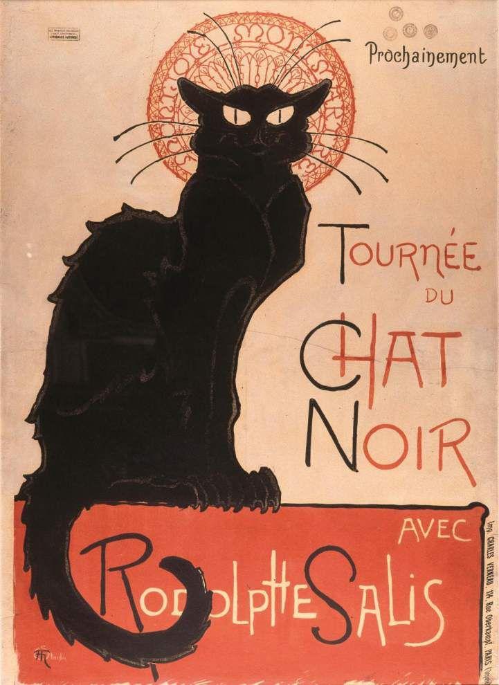 Exhibit celebrates Parisian artistic and cultural scene at turn of 19th century _lowres