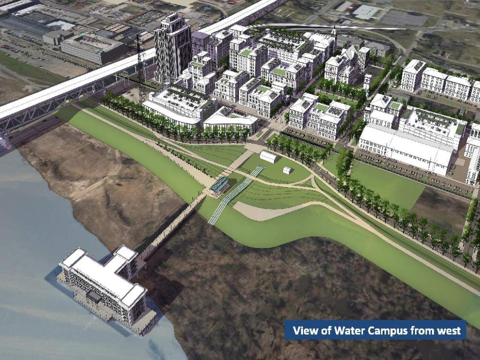 Water Campus building to go before Baton Rouge Planning Commission _lowres