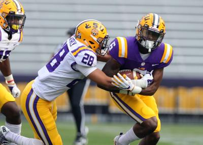 See Who S First String At Each Position As Lsu Releases Depth Chart For Miami
