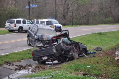 State Police: Unrestrained 9-year-old ejected in Highland Road car crash, dies at scene _lowres