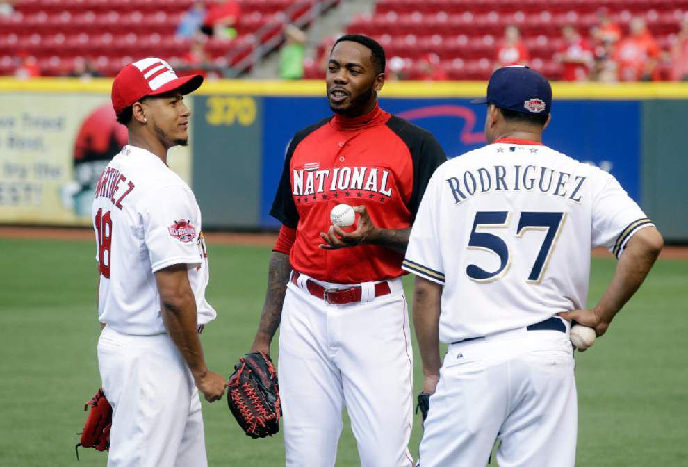 Playoff races, trade talks highlight second half of MLB season _lowres