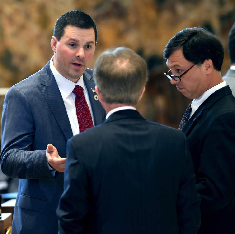 Louisiana House approves budget plan that funds TOPS at 70 percent as clock winds down on special session _lowres