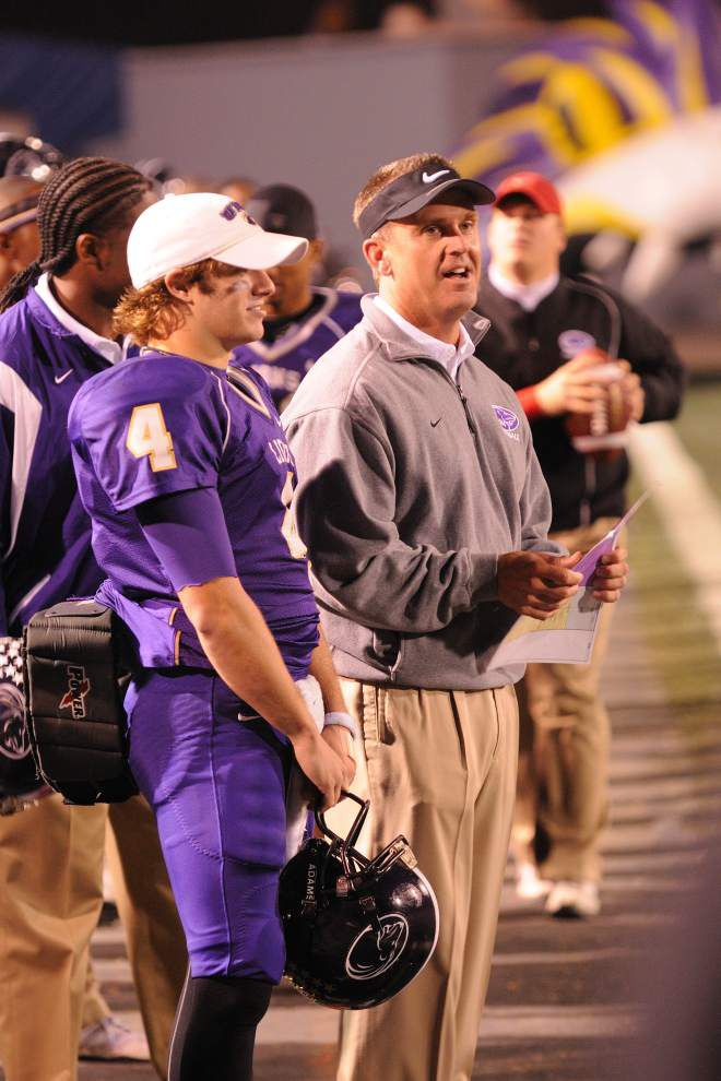Louisiana-Lafayette, Akron coaches have a lot of history together _lowres