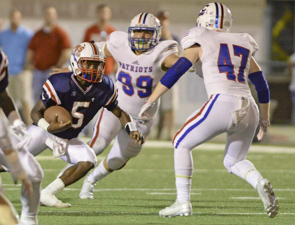John Curtis makes Catholic League debut against unbeaten Brother Martin _lowres