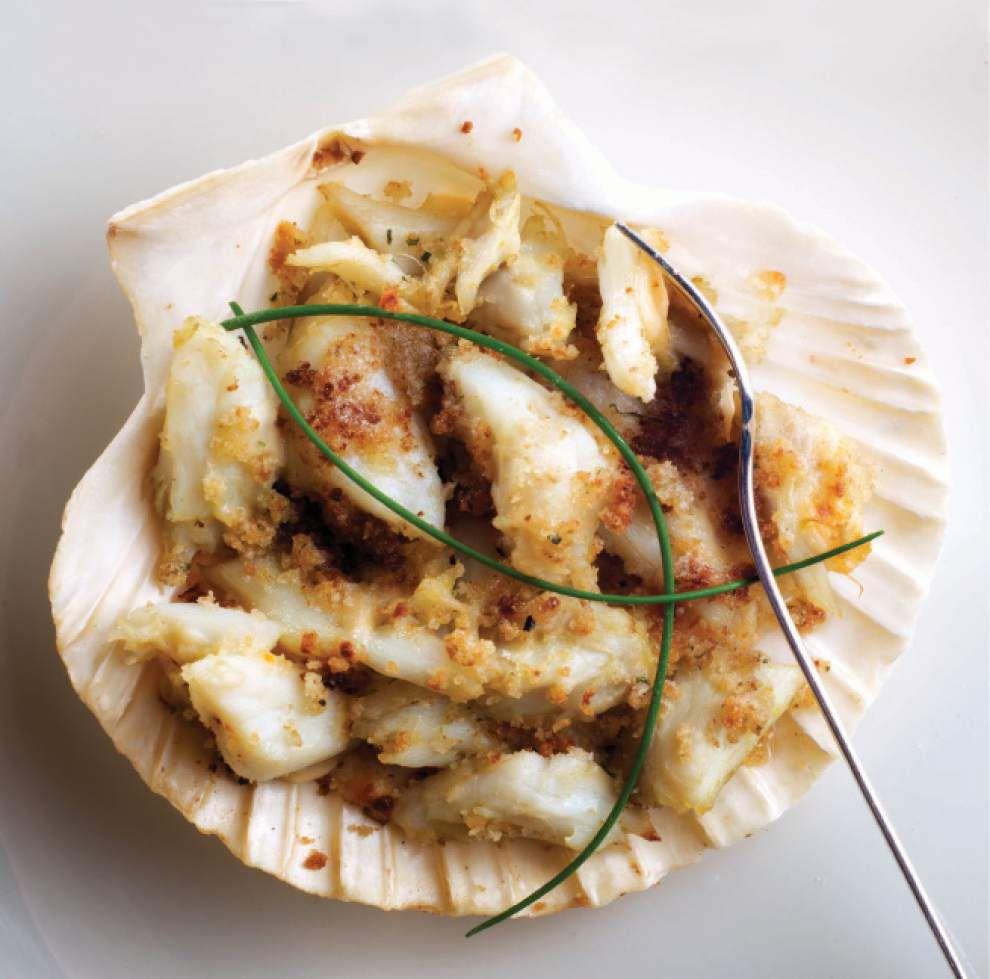Crab Meat au Gratin _lowres
