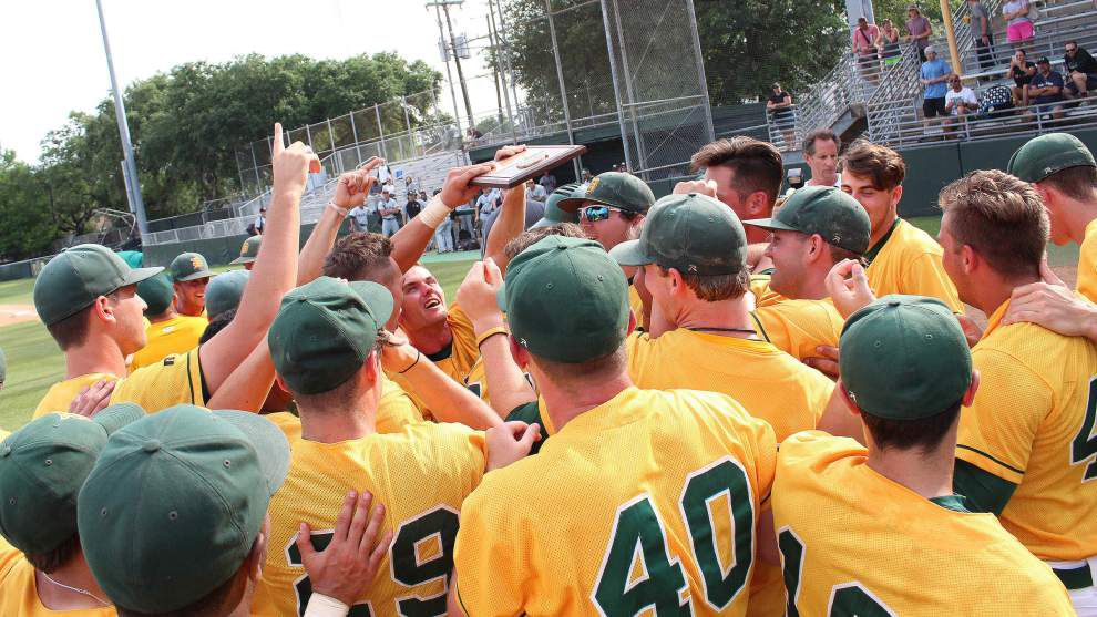 Delgado 'has a totally different attitude' as it gears up for the NJCAA World Series _lowres
