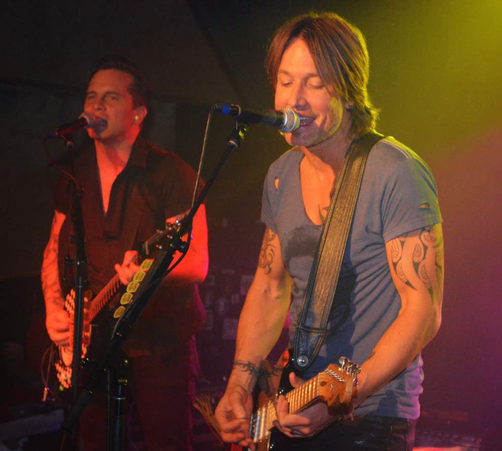 Country megastar Keith Urban does a quiet show at House of Blues _lowres