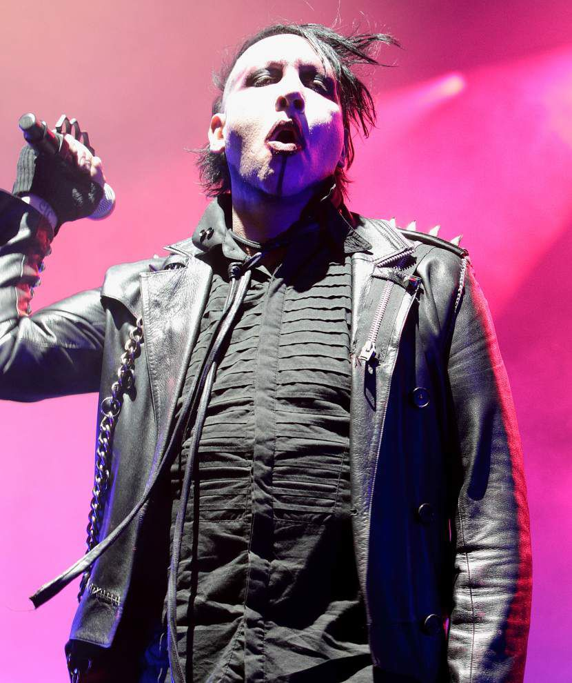 Smashing Pumpkins, Marilyn Manson team up for 'The End Times Tour' _lowres