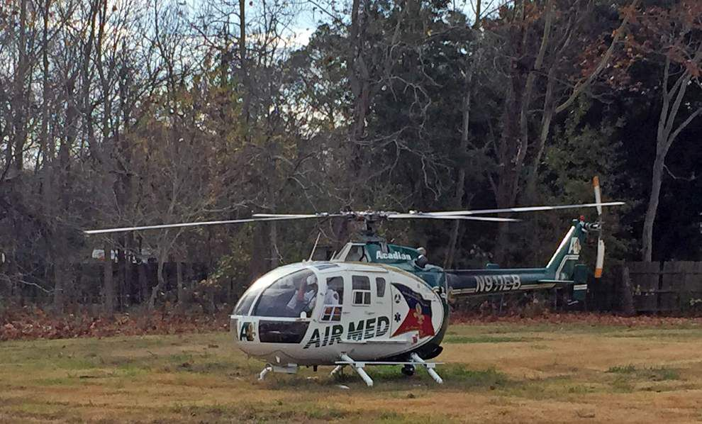 East Iberville gets new satellite office for ambulance service _lowres