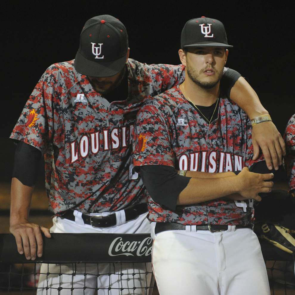 Rabalais: Season's end is emotional for Ragin' Cajuns _lowres