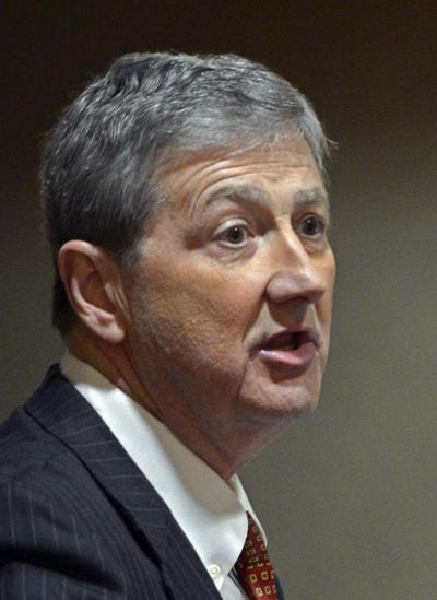 State Treasurer Kennedy gauges support in several La. races _lowres