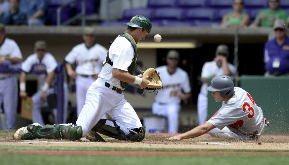At end of sparkling season, Southeastern laments innings that got away _lowres