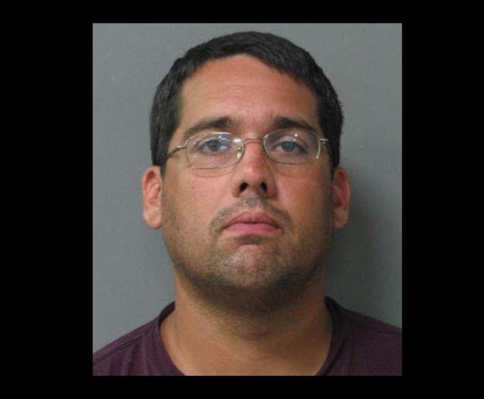 Former Lafayette cop on trial in sexual battery case _lowres