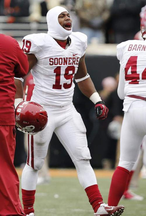 Oklahoma defense knows what to expect from Tide _lowres