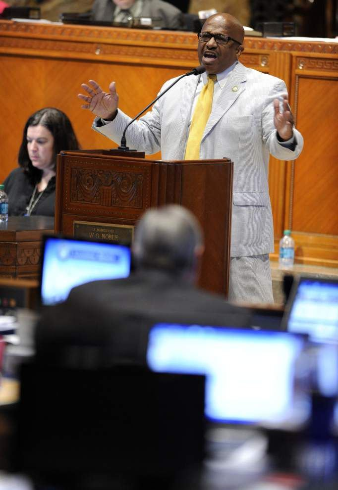 Friends, colleagues remember Baton Rouge Rep. Alfred Williams _lowres