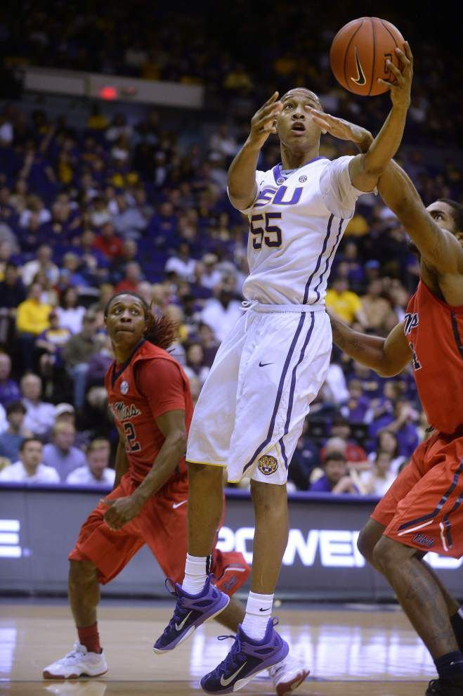 LSU basketball team is dealing with a guard glut — a good dilemma for Johnny Jones and his staff _lowres