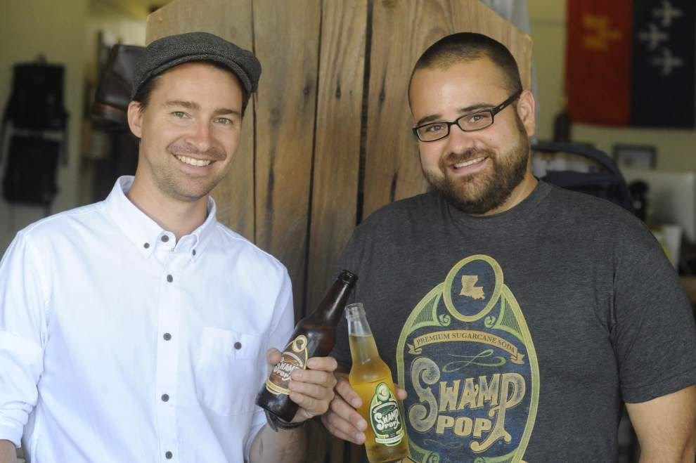 Lafayette's Swamp Pop brand sales and flavors expanding _lowres