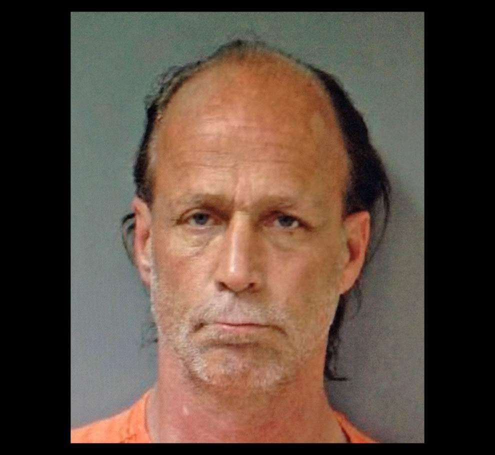 Eunice man arrested, tried to burn house with four people inside _lowres