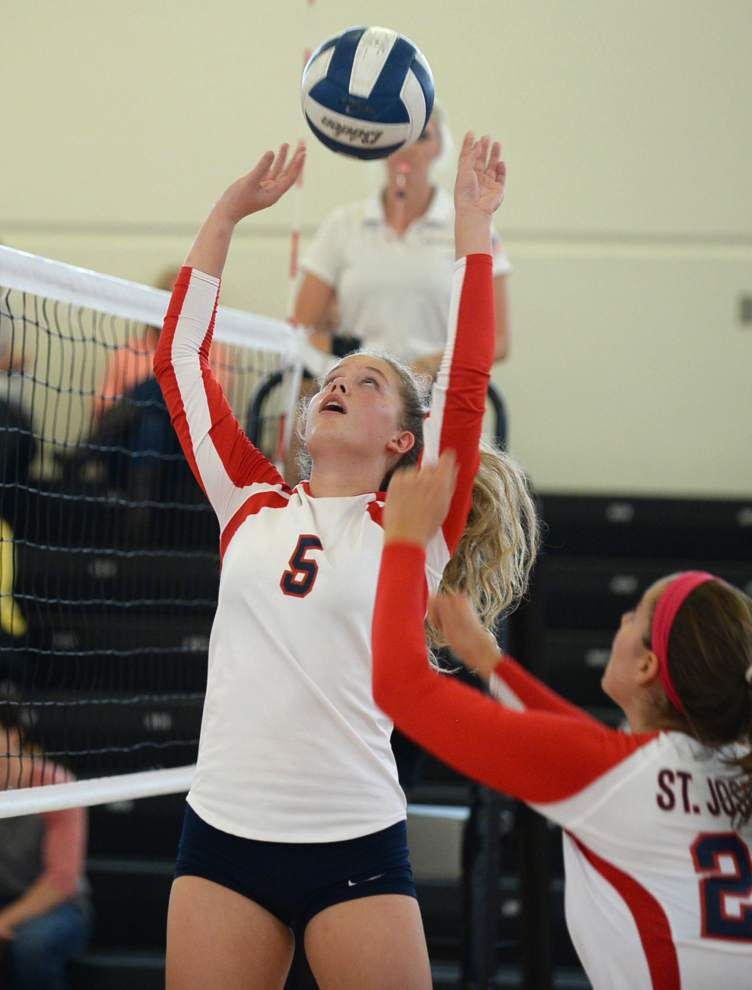 Questions abound as volleyball teams change districts, classes _lowres