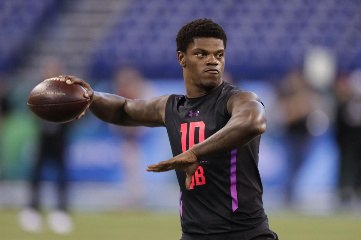 Draft breakdown  Taking the right quarterback would be wise move for Saints 311e4b49a
