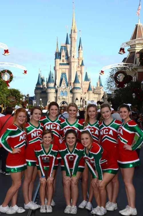 Silliman cheers from Disney _lowres