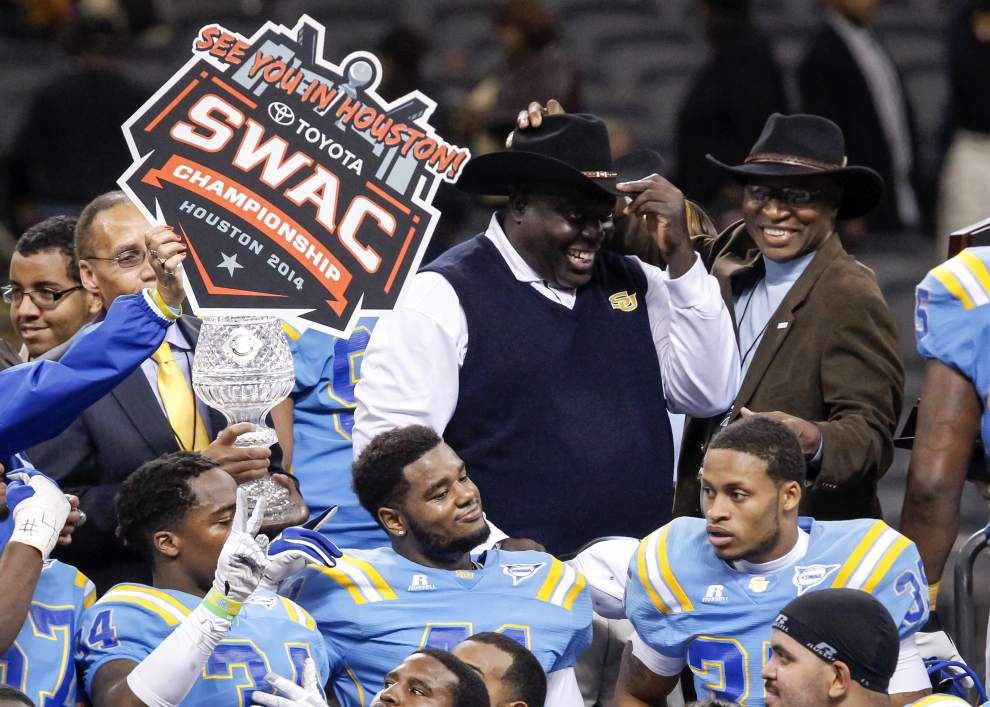 Dawson Odums is staying at Southern, Bethune-Cookman promotes assistant head coach Terry Sims to head coach _lowres
