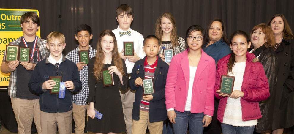 Covington student wins regional science fair _lowres