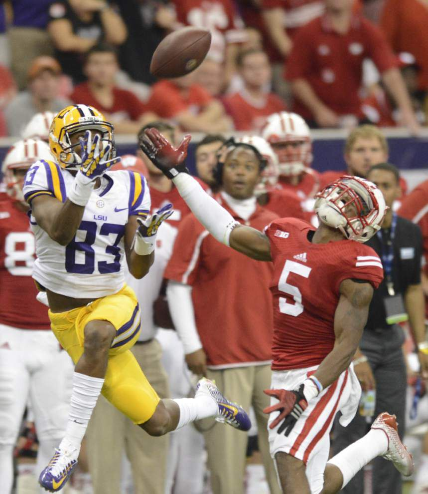 Rabalais: LSU looking for completions on the field too, in its first Thanksgiving game in 31 years _lowres