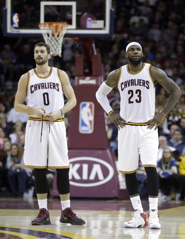Kevin Love stays with Cleveland; Tyson Chandler moves to Phoenix _lowres