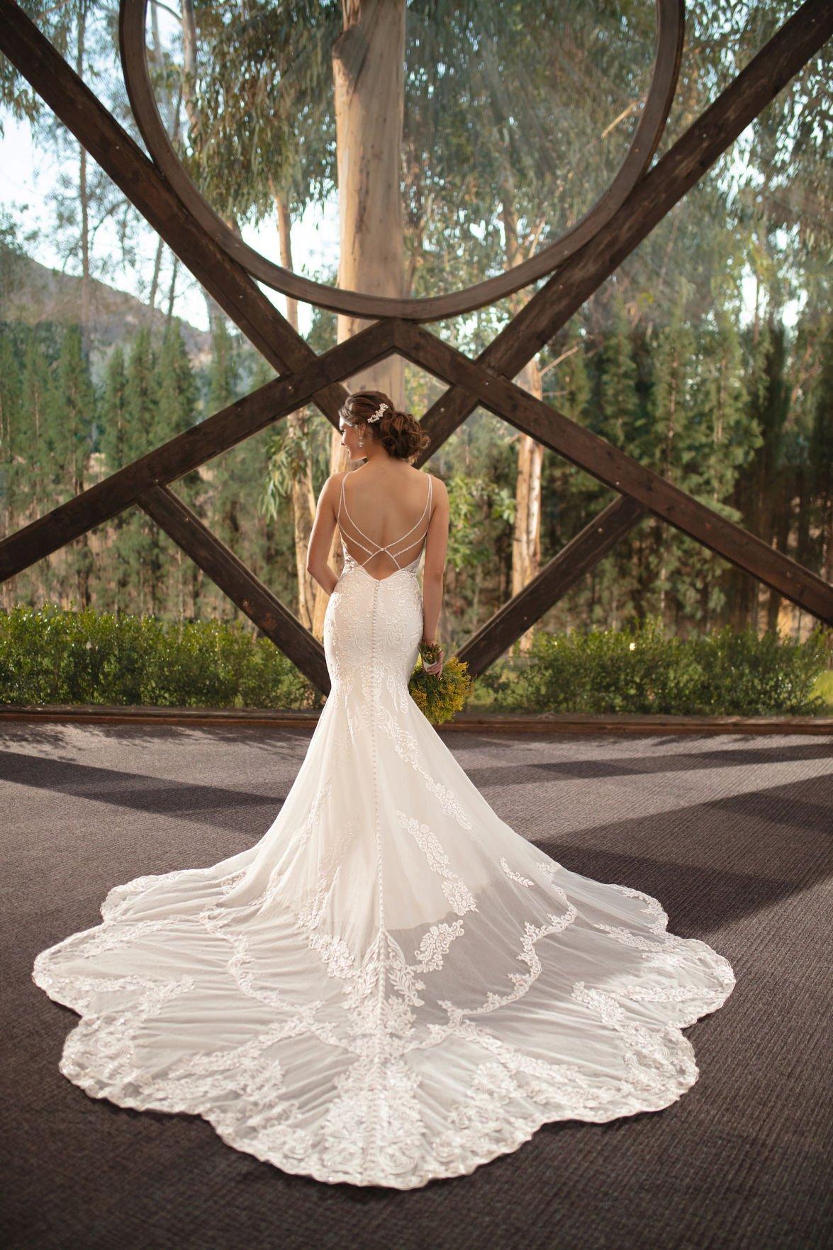 MAEME EUREKA WEDDING DRESS