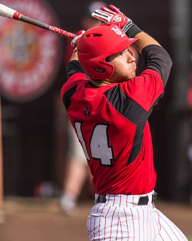 After painful start, Cajuns' Kennon Fontenot breaking out of slump _lowres