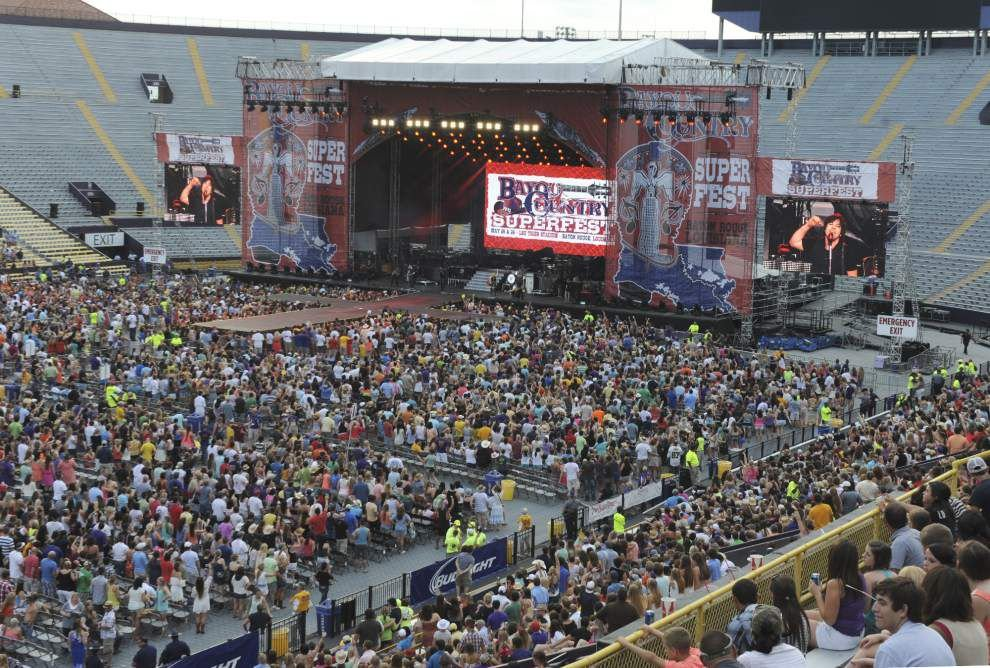 Bayou Country Superfest returns to Baton Rouge _lowres