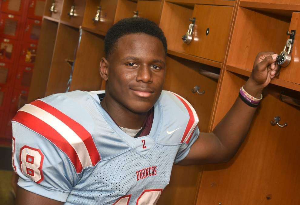 Zachary High's Lindsey Scott Jr. honored with Mr. Football award _lowres