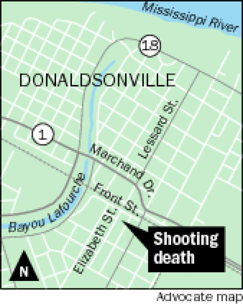 Ascension Parish sheriff calls deadly Donaldsonville shooting a 'hit' _lowres